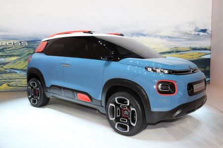 Photo CITROEN C-AIRCROSS