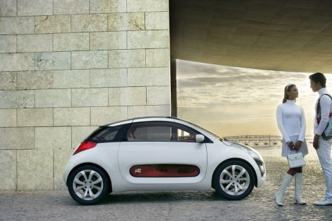 galerie photo CITROEN C-AIRPLAY