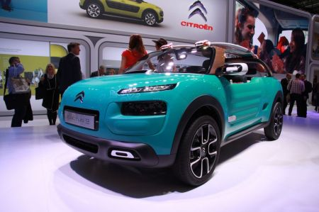 Photo CITROEN CACTUS