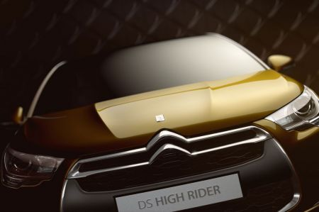 Photo CITROEN DS HIGH RIDER