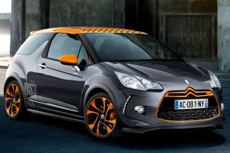 galerie photo CITROEN DS3