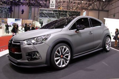 Photo CITROEN DS4