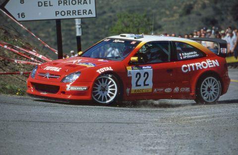 galerie photo CITROEN WRC