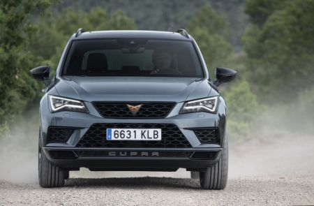 Photo CUPRA ATECA