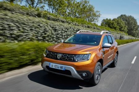 galerie photo DACIA DUSTER