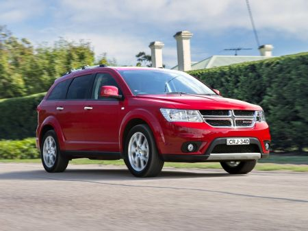 galerie photo DODGE JOURNEY