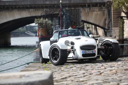 galerie photo DONKERVOORT D8  E150