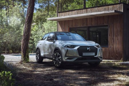 Photo DS 3 CROSSBACK