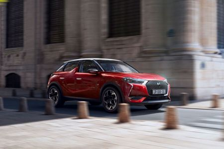 galerie photo DS 3 CROSSBACK
