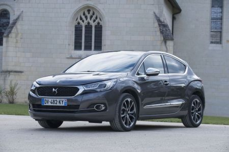 galerie photo DS 4 CROSSBACK