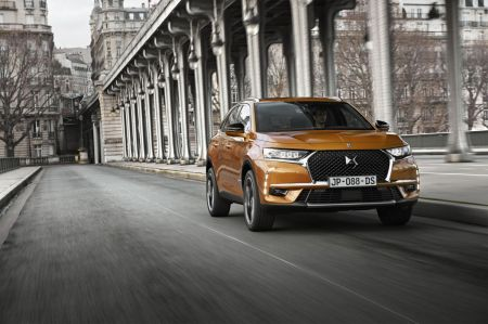 galerie photo DS 7 CROSSBACK