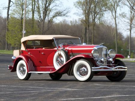 galerie photo DUESENBERG 523-2552 Dual Cowl Phaeton SWB by Lagrande Union City