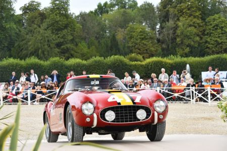 galerie photo FERRARI GT Berlinetta Competizione Tour de France
