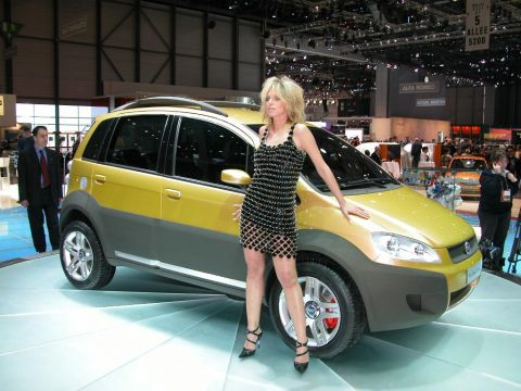 galerie photo FIAT IDEA 5TERRE