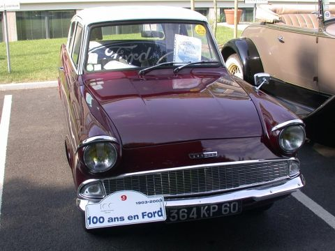 galerie photo FORD ANGLIA