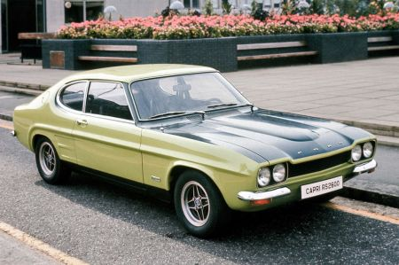 galerie photo FORD (Mk I) RS 2600