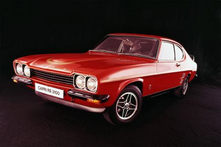 galerie photo FORD (Mk I) RS 3100