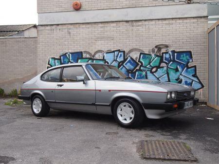 galerie photo FORD (Mk III) 2.8 Turbo
