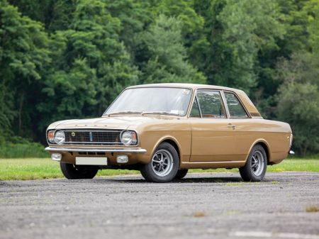 galerie photo FORD CORTINA LOTUS