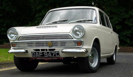 galerie photo FORD CORTINA