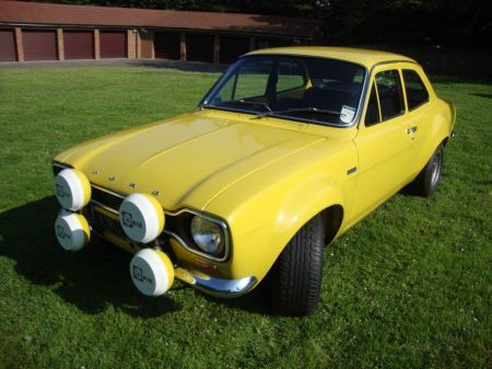 galerie photo FORD (Mk I) RS 1600 120 ch