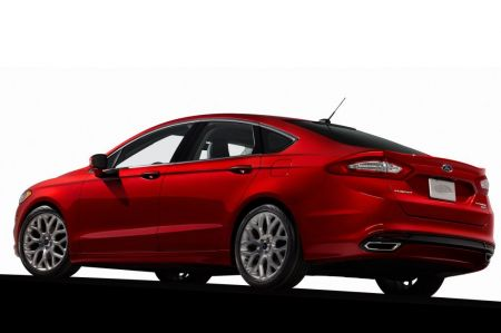 galerie photo FORD FUSION
