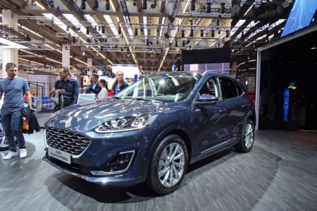 galerie photo FORD KUGA
