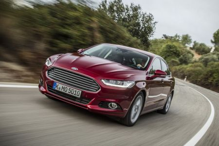 galerie photo FORD MONDEO