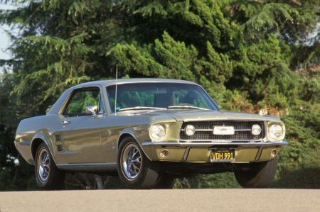 galerie photo FORD MUSTANG I (1964-73)