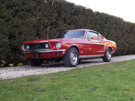 galerie photo FORD MUSTANG 6.4L V8 (390 ci)