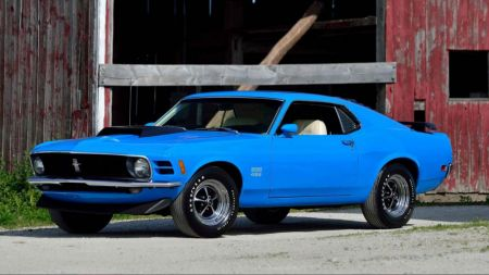 galerie photo FORD MUSTANG BOSS 429