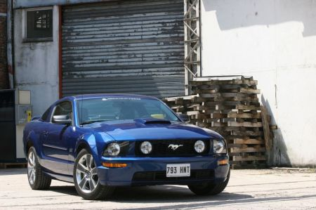 galerie photo FORD MUSTANG V (2005-14)