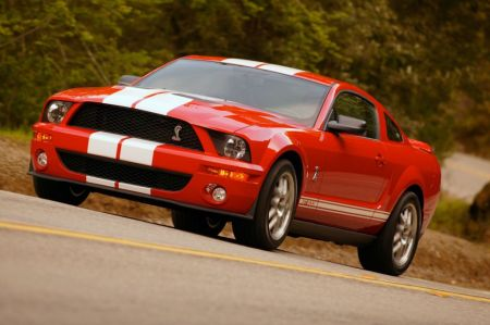 galerie photo FORD MUSTANG (Serie 1) Shelby GT500