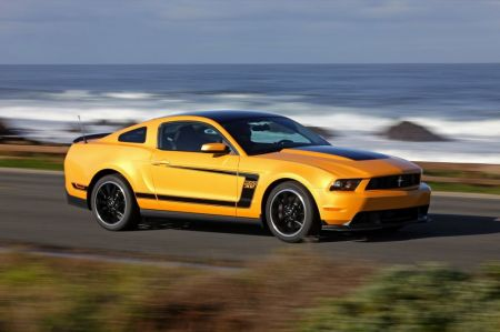 galerie photo FORD MUSTANG (Serie 2) Boss 302 5.0L V8 450ch