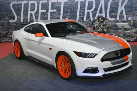 galerie photo FORD MUSTANG EcoBoost 2.3 317 ch