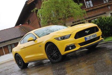 galerie photo FORD MUSTANG GT 421 ch