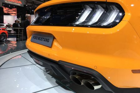 FORD MUSTANG VI (2015 - ...)