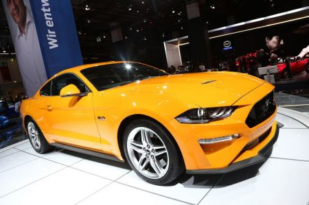 Photo FORD MUSTANG VI (2015 - ...)