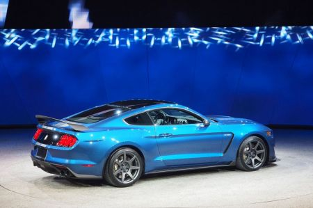 galerie photo FORD MUSTANG Shelby GT350R