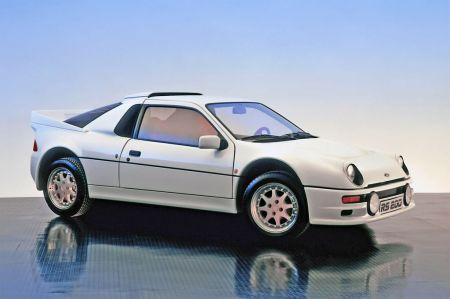 galerie photo FORD RS 2000