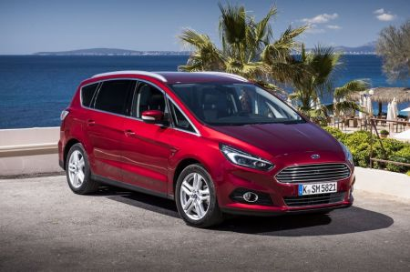 galerie photo FORD S-MAX