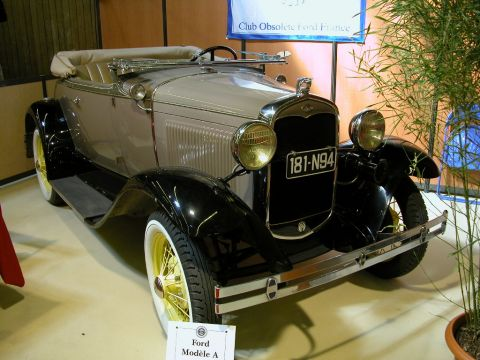 galerie photo FORD TYPE A