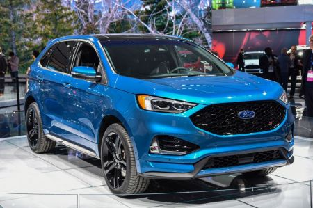 galerie photo FORD USA EDGE