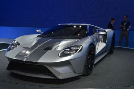 Photo FORD USA GT