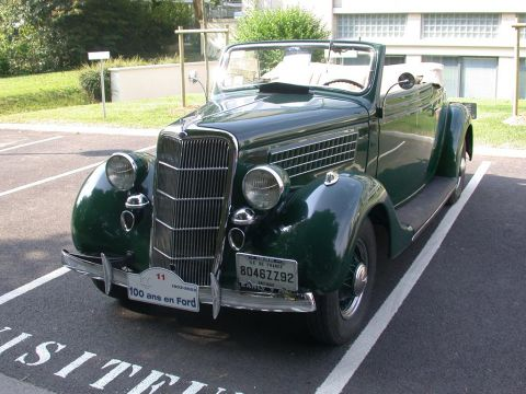 galerie photo FORD USA V8 40