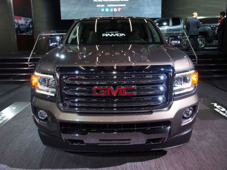 galerie photo GMC CANYON