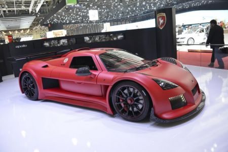 galerie photo GUMPERT APOLLO