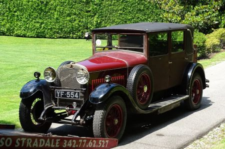 galerie photo HISPANO SUIZA T49