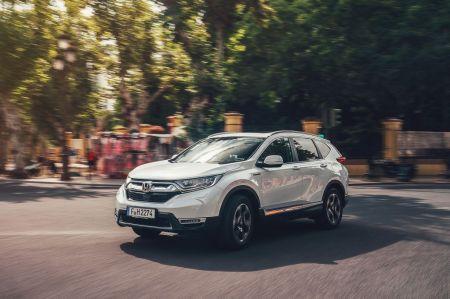 galerie photo HONDA (V) Hybrid 4WD 184 ch