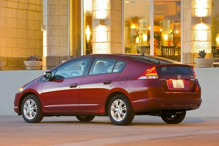 galerie photo HONDA INSIGHT